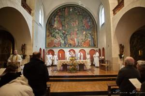 Choeur de la basilique Saint Joseph