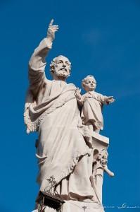 Statue monumentale
