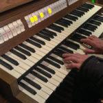 orgue de la chapelle