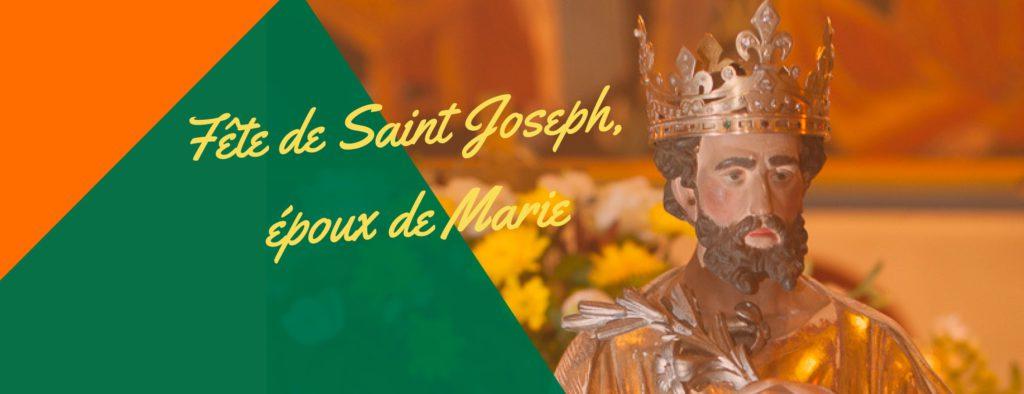 Saint Joseph 19 mars 2019