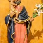 Statue de Joseph