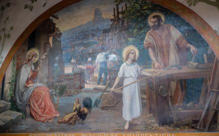 Notre Dame du Travail